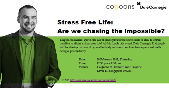 Stress Free Life: Are we chasing the impossible?
